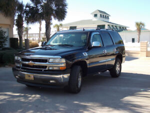 SOUTH CAROLINA CHEVY, TAHOE, NEVER SEEN WINTER, $65,000.00 NEW,