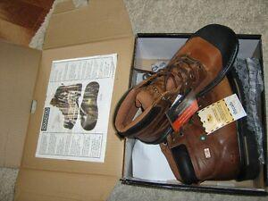 Dakota Steel Toed Work Boots
