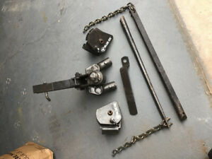 Blue Ox Sway Pro Towing Kit