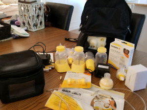 Tire-lait pump in style medela