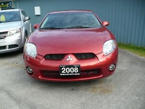 2008 Mitsubishi Eclipse GT-P Coupe (2 door)