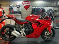 **BRAND NEW 2021 DUCATI SUPERSPORT S** Sheffield 01142525454