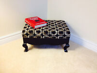 How about a great OTTOMAN! $35 OBO