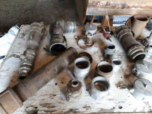 Parts for Water truck