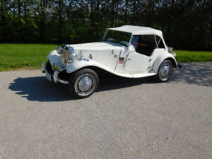 1951 MG replica for sale