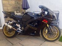 Gsxr 1000 zk4 limited edition