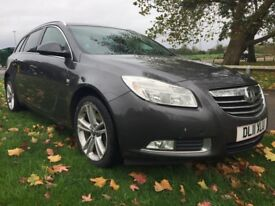 Vauxhall Insignia 2.0CDTI 16V SRI NAV 160PS Good / Bad Credit Car Finance (grey) 2011