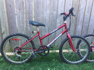 Two 12-speed bikes for teens good condition. Must take both. Cambridge Kitchener Area image 2