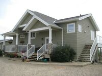 Acreage with house close to Lethbridge