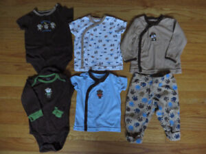 Carter's Baby Boy Clothing Lot- 3 months & 6 months