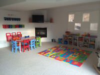 Little Giggles Home Daycare - Full time spot available