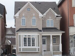 Detached 4 bed, double garage house for rent in Markham