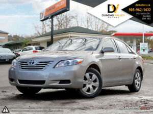 2008 TOYOTA CAMRY LE | LOW KM | 1 FAMILY OWNED|CARFAX|WARRANTY