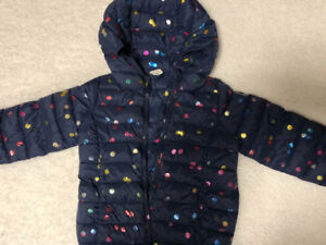 Gap toddler winter coat size 2T