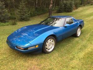 ORIGINAL  1992 Corvette convertible. possiblle trade ????
