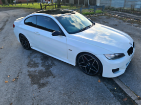 BMW 335d limited edition autovouge remapped 415hp hpi clear drive ex.
