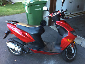 Tomos nitro scooter 450$! West Island Greater Montréal image 3