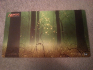 Unhinged Forest Playmat