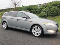 2009 FORD MONDEO GHIA ESTATE 1.8TDCi