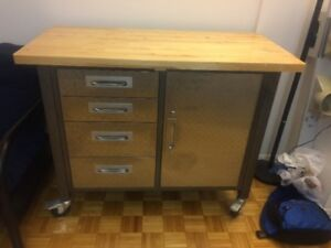 Coffre / Armoire à Outils / Floor Tool box chest