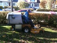 Summer and Fall Lawn Maintenance Personnel Required