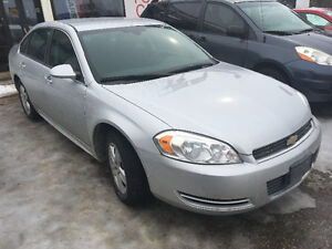 2010 Chevrolet Impala 120 km cert-e test 5900$ pls tax