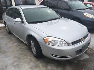 2010 Chevrolet Impala 120 km cert-e test 5900$ pls tax