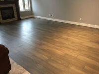 Quality hardwood and Laminate Installations