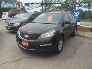 2017 Chevrolet Traverse LS  - Certified - Touch Screen -  Sirius