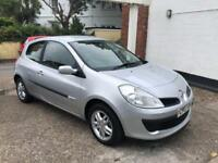 Renault Clio Rip Curl Edition 1.2lt 3door great specs long mot fresh service