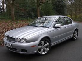 2008 08 Jaguar X-TYPE 2.0D (130) SE 4DR SALOON..FULL S/HISTORY..HIGH SPEC!!