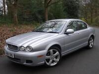 2008 08 Jaguar X-TYPE 2.0D (130) SE 4DR SALOON..FULL S/HISTORY..HIGH SPEC!!