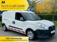 2014 Fiat Doblo 1.2 16V MULTIJET MAXI [ WORKSHOP RACKING ] A/C VAN] PANEL VAN Di