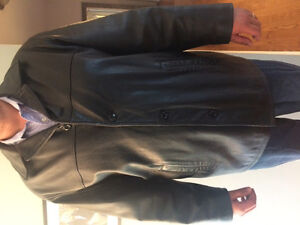 Britches genuine leather jacket