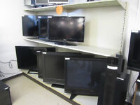 TV's for sale.