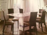 Vittoria marble table new 5x3