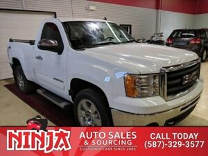 2010 GMC Sierra 1500 SLE  Rare, Low Km, Safetied And Very Cool..
