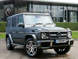 image for 2018 Mercedes-Benz G-CLASS G 63 AMG Station-Wagon long Auto Off-Roader Petrol Au