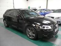 Audi A3 2.0TDI ( 170ps ) quattro Sportback 2010MY Black Edition