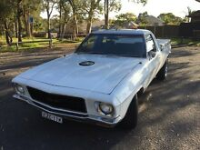 1971 Holden HQ Ute - Rego Until 27/08/2016 - Great Car! Charlestown Lake Macquarie Area Preview