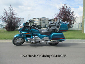 1992 Honda Goldwing GL1500SE Canadian Edition - Very Clean Wing!