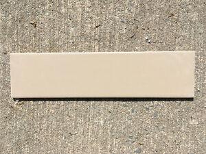 "Taupe Coloured 4""x16"" Ceramic Wall Tile - 44sf"