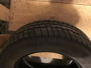 Snow Tires for Sale. Only used for 1 season. Kingston Kingston Area image 2