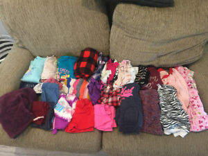 Price Drop! Girls clothing lot size 5