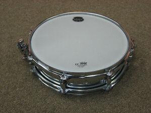 "Mapex 14""x4"" Crisp Sounding Snare Drum w/ Road Runner Carry Bag"