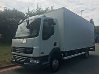 Daf LF45.180 12 Tonne GVW Box Van With Tail Lift, Well Maintained