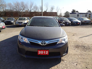 2012 Toyota Camry LE Sedan (Accident Free! Car Proof Certified)