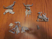 Miniature Model Sets - Fantasy Creatures