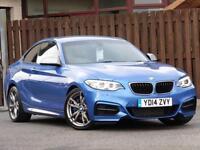 BMW 2 Series 3.0 M235i Auto 2dr (start/stop) PETROL AUTOMATIC 2014/14