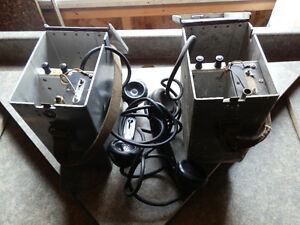 Old Northern Electric FX field phones